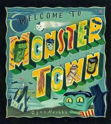 Monster-Town