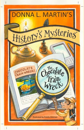 HM The Chocolate Train Wreck front cover.jpg