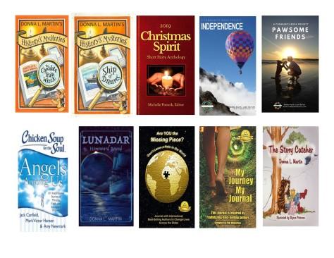 Donna's Books