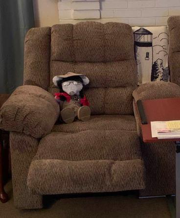 Amelia recliner
