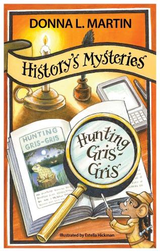 HM Hunting Gris-Gris Epub cover